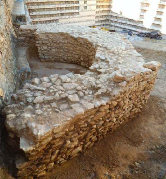 Kadıköy Absidal Yapının Taşınması