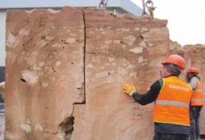 Marmaray Projesi / Sarnıcın Yeniden Kurulması