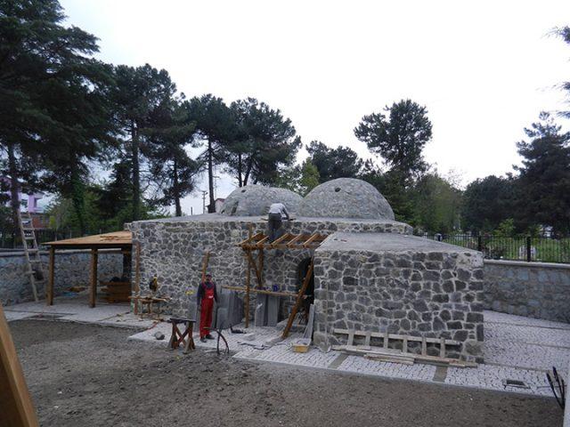 Ordu Eskipazar Hamam Restorasyonu