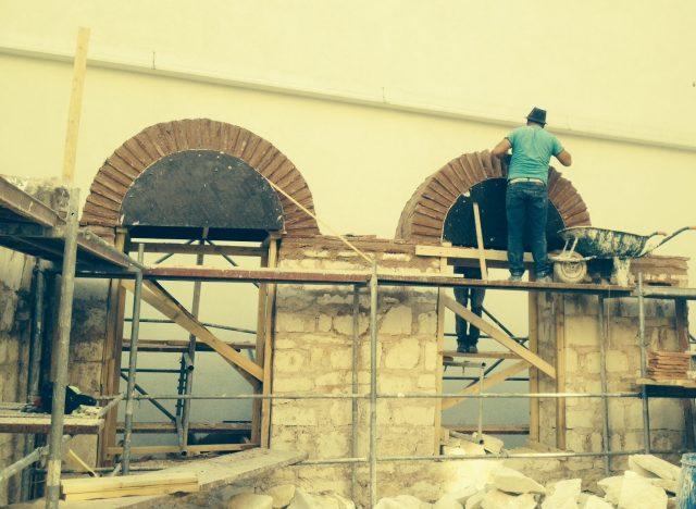 Fatih Seydibey Cami Rekonstrüksiyonu